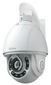 Techson TC IP T-Typ 20 20x IR WP speed dome kamera